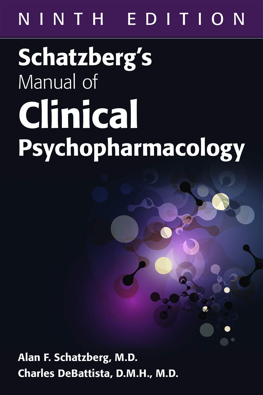 Schatzberg's Manual of Clinical Psychopharmacology by Amer Psychiatric Pub Inc