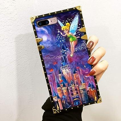 Amazon.com: DISNEY COLLECTION Elsa - Carcasa para iPhone 7 ...
