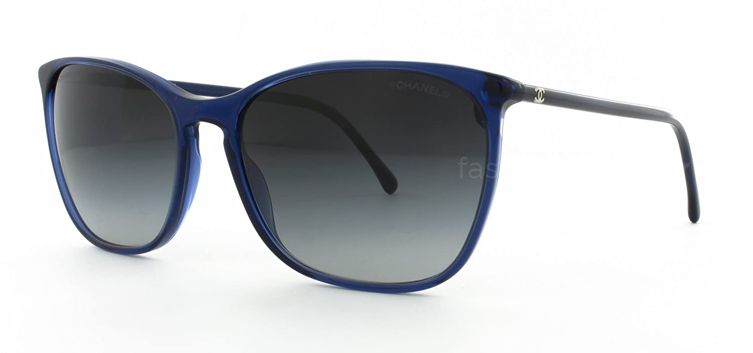 Gafas de Sol Chanel CH5277 BLUE - GREY GRADIENT: Amazon.es ...