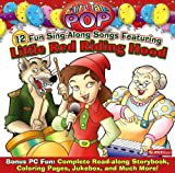 Little Red Riding Hood Audio CD by Fairy Tale Pop