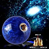 Best Shifter Knobs - Ruien Marble Style Round Ball Gear Shift Knob Review