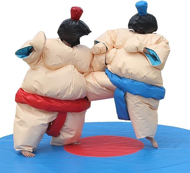 d948b2e7 Professional Wrestling Sumo Suit Adult Pair Wrestler Dress Sport  Entertainment Company Activity; 2 Suits Set