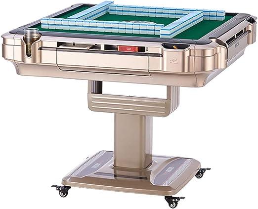 SHUCHEN Mesa Plegable Totalmente Automática Mahjong Máquina ...