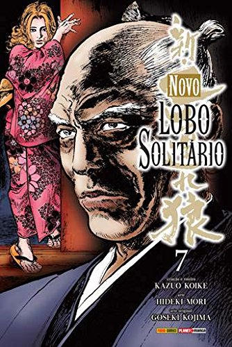 Novo Lobo Solitário - Volume 7