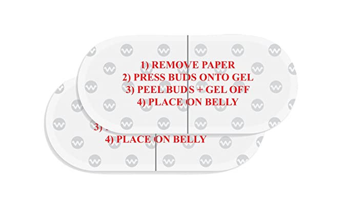 BellyBuds Replacement Adhesives