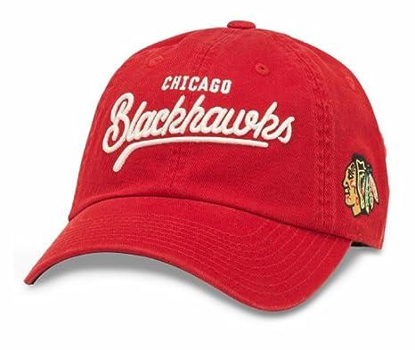 Amazon.com   American Needle NHL Banks Twill Dad Cap (One Size ... 5dfcb7c3e2e8