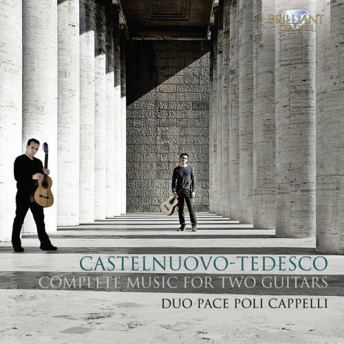 Obras de Castelnuovo Tedesco 61rCR837SWL
