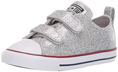 6c8dffcd3ad3f5 Converse Kids  Chuck Taylor 2v Ox (Infant Toddler)  Amazon.co.uk ...
