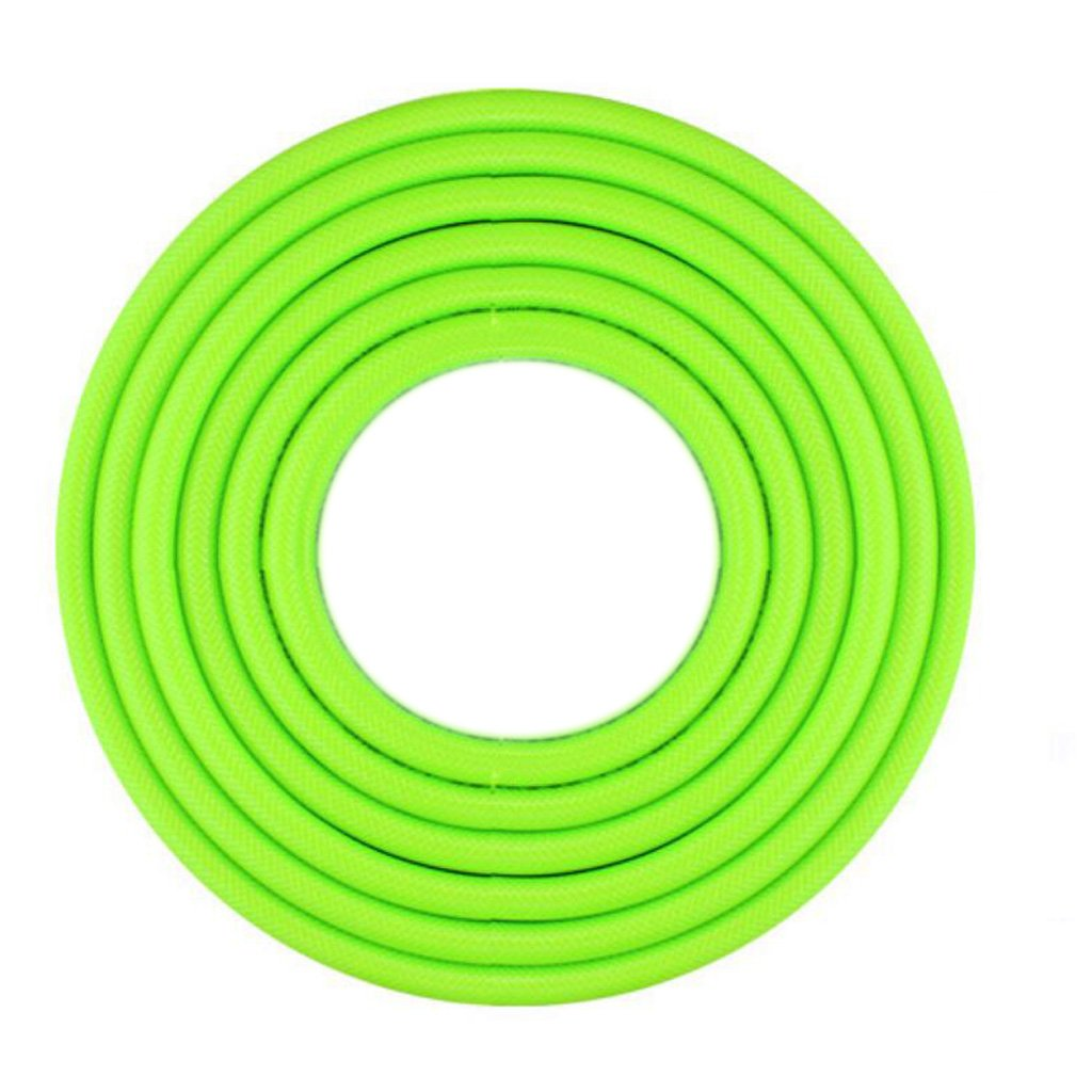 10m Hose Liuyu·home life G1   2 Gardening Watering Water Pipes Home Explosion Thickening High Pressure Wear Antifreeze (Size   10m)