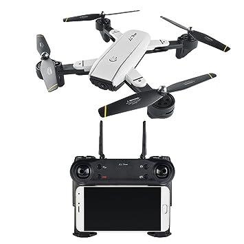 IGEMY SG-SG700 - Dron con cámara de fotos (gran angular, 2 Mpx, Wi ...
