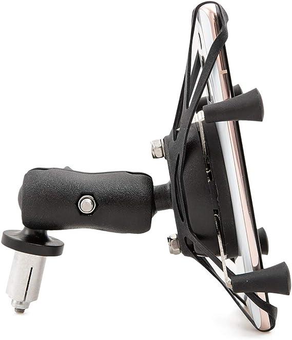 Motorrad Handyhalterung Gps Halterung Für 4 7 Elektronik