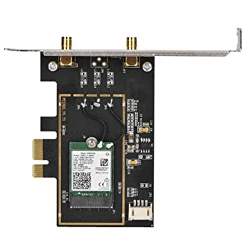 Bewinner Tarjeta de Red PCI-E, PC de Escritorio Bluetooth ...