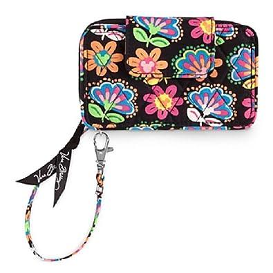 a028f802a6 Disney Vera Bradley Midnight with Mickey Smartphone Wristlet  Handbags   Amazon.com