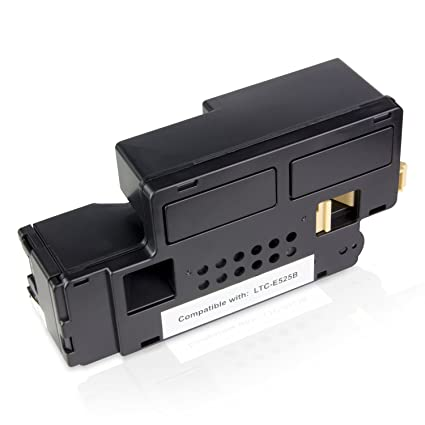 Compatible 1PK 593-BBJX Black Toner Cartridge Fit Dell e525W FREE SHIPPING!
