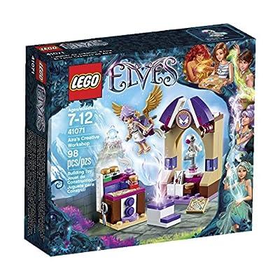 Lego Elves Aira's Creative Workshop 41071: Toys & Games