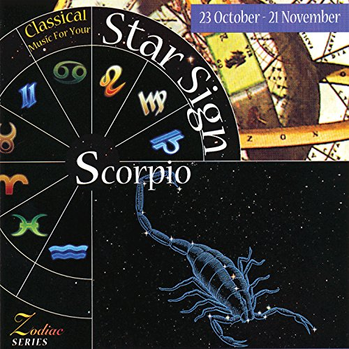 Music For Your Star Sign: Scorpio