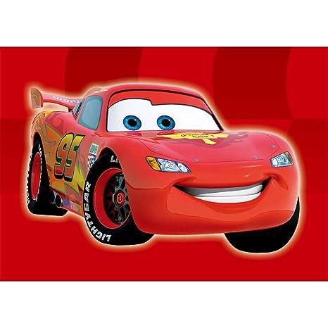 Red Disney Cars Fondos de Fondo para Fondo de Fotos 7 x 5 ...