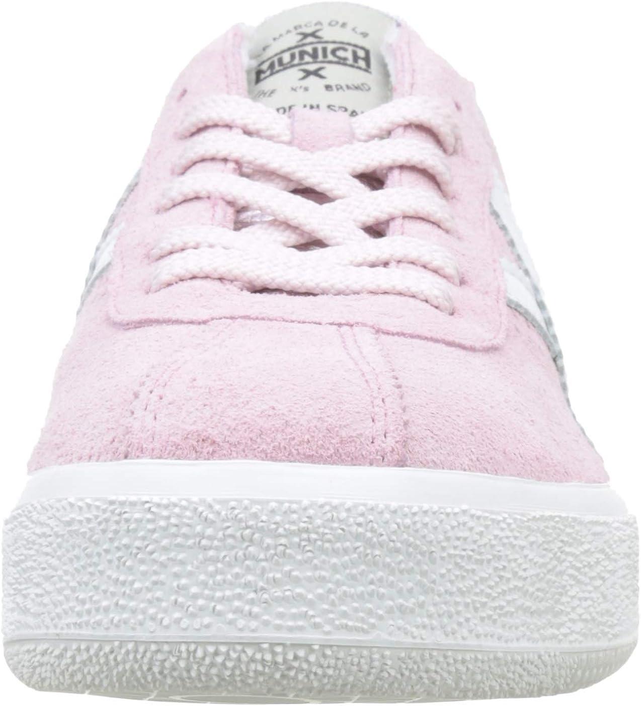 MUNICH Unisex Adults/' Barru Sky 12 Low-Top Sneakers