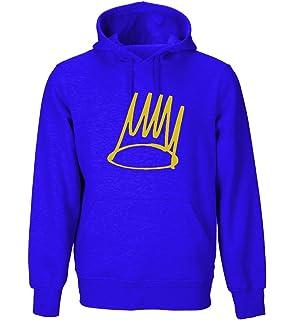 d7703d9e96d1 Amazon.com  J Cole Crown Youth Hoodies (Black