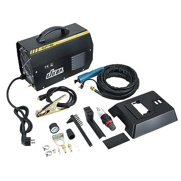 CUT60 IGBT Plasma Schneider Plasma CUT Inverter Soldadora Soldadora con 60 amperios completamente digital Inverter Soldadura 230 V: Amazon.es: Bricolaje y ...