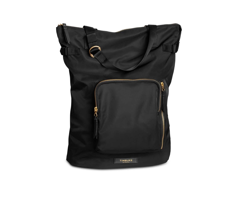 Timbuk2 2189-3-6114 The Convertible Backpack Tote, Jet Black by Timbuk2