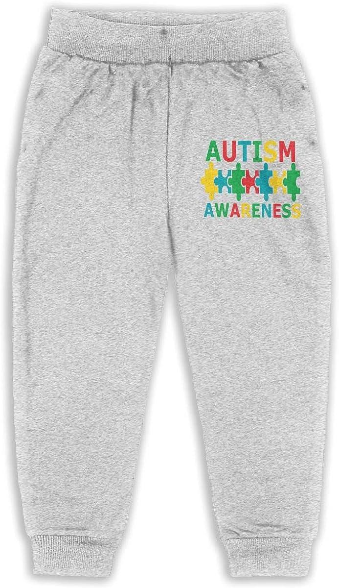 Soft Cozy Boys Girls Jersey Pant Udyi/&Jln-97 Autism SVG Kids /& Toddler Sweatpants
