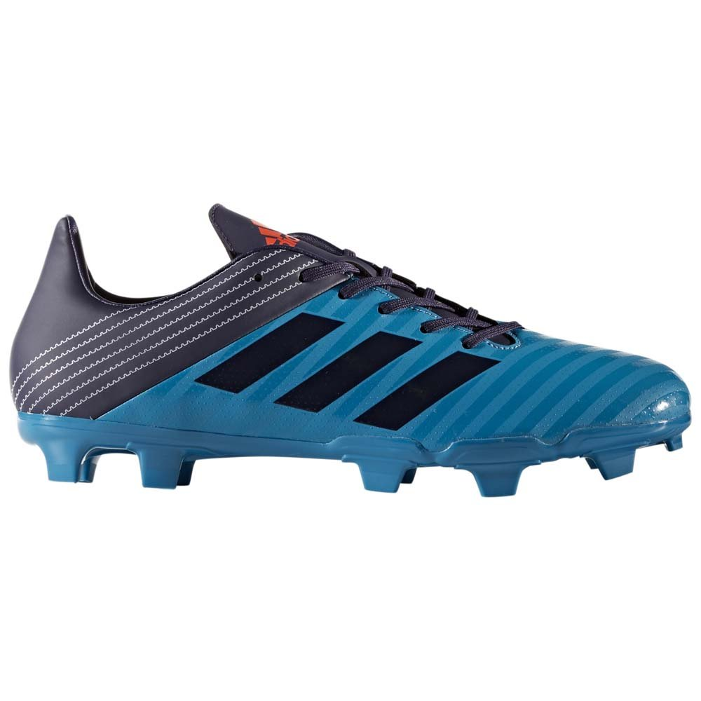 adidas Malice FG Rugby Boots, Blue, US 7.5 by adidas