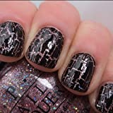 OPI Black Shatter and Teenage Dream Nail Polish from Katy Perry Collection