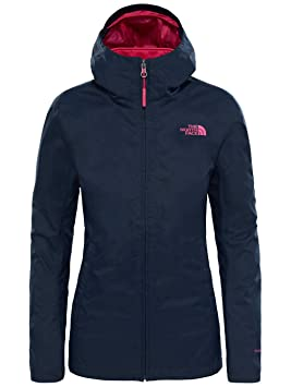 North Face W TANKEN Triclimate Jacket - Chaqueta, Mujer, Azul -(Urban Navy