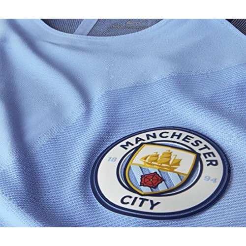 the latest 9eb04 9c1ae Nike Mens Manchester City FC FC Vapor Match Jersey-FIELD ...