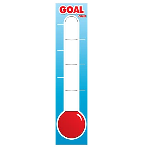 Amazon Fundraising Thermometer