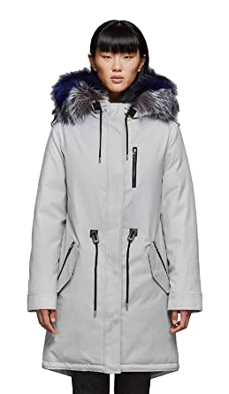 e92152c655b Amazon.com: MACKAGE RENA-DX Women's Down Winter Premium Parka ...