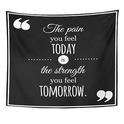 Amazon Com Tompop Tapestry Word Inspirational Quotation Meme Reason