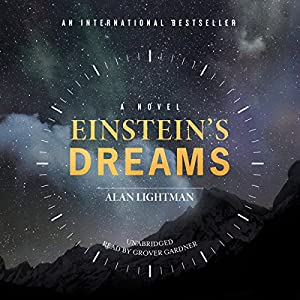 Einstein's Dreams Audiobook