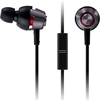 Panasonic Drops 360-Degree Luxe In-Ear Monitor Headphones w/Mic