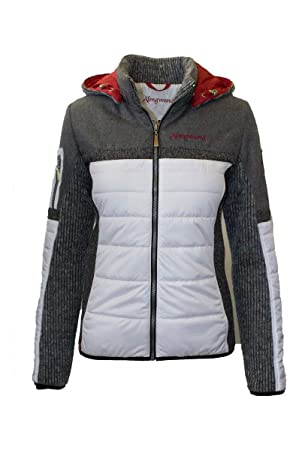 super popular 6b5cb 24ecb Almgwand Nordhorn Damen Jacke - 44: Amazon.de: Sport & Freizeit