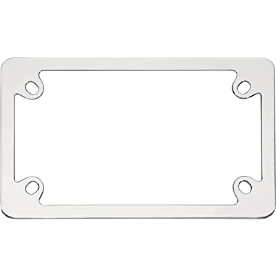 Cruiser Accessories 77030 MC Neo Motorcycle License Plate Frame, Chrome: Automotive