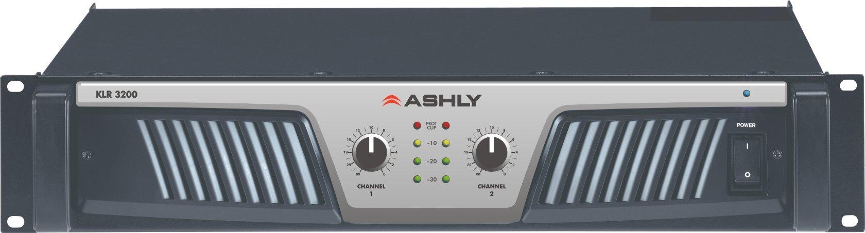 Ashly KLR 3200 2-Channel Power Amplifier