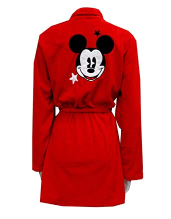 Mickey Femme Accessoires Mouse Peignoir Et Vêtements BqrnTBpxP