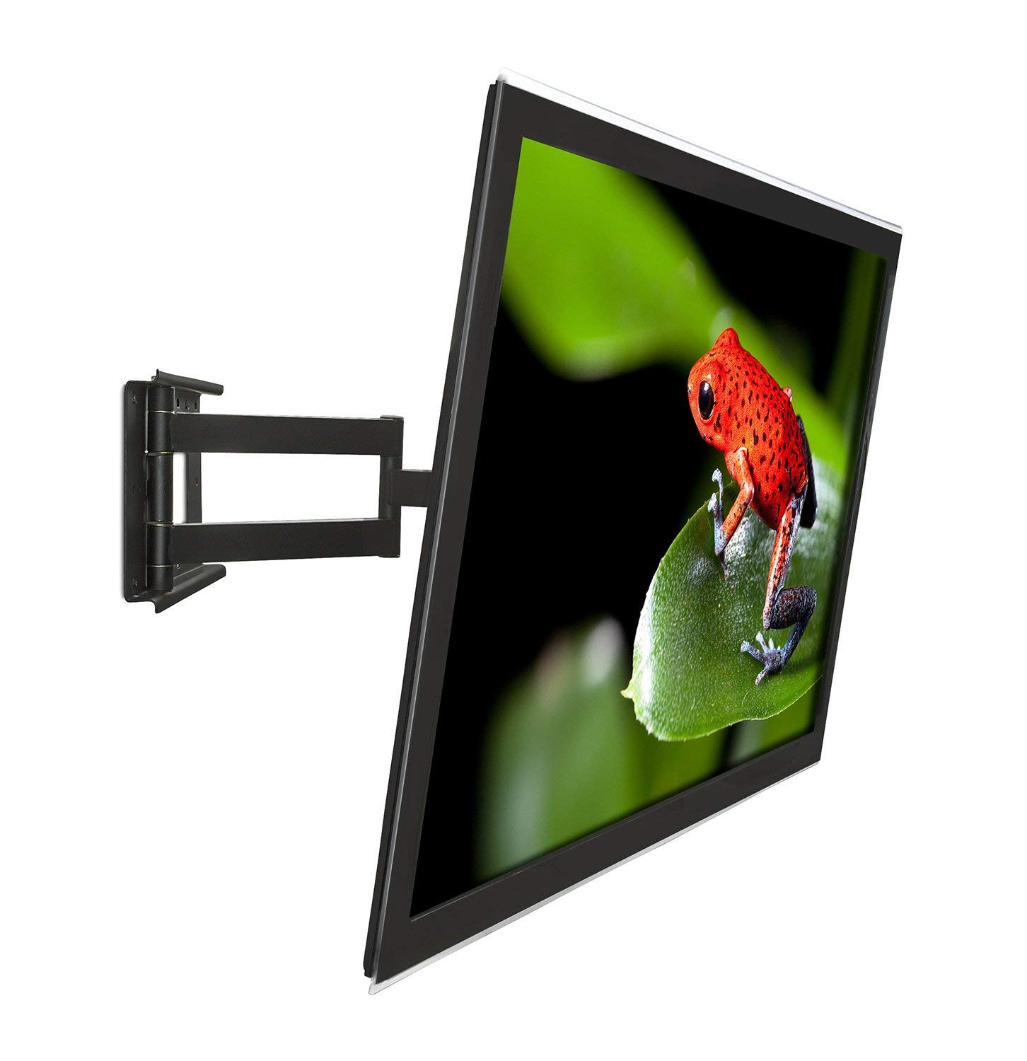 Mount-It! Long Arm TV Wall Mount With 26 Inch Extension, Swing Out Full Motion Design for Corner Installation, Fits 40 50, 55, 60, 65, 70 Inch Flat Screen TVs, 220 Pound Capacity by Everstone (Image #2)