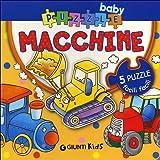 Macchine. Con 5 puzzle