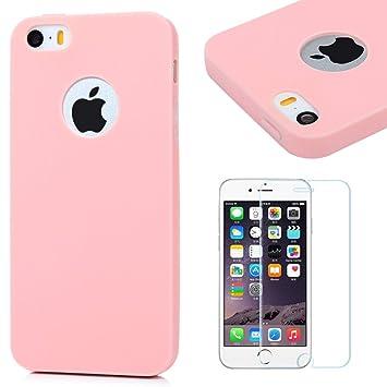 carcasa iphone se rosa