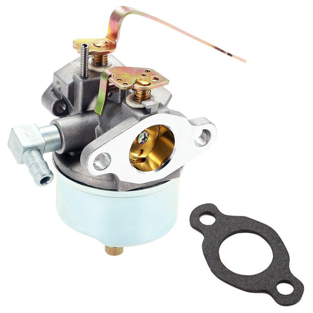 QAZAKY Carburetor Carb for Tecumseh 631921 631070 631070A 631074 631245 631820 632284 H25 H30 H35 H40