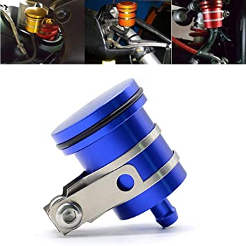 Aluminum Oil Cup Brake Fluid Reservoir Brake Clutch Fluid Reservoir Brake Clutch Master Cylinder Fluid Reservoir Tank Oil Cup