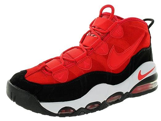 Nike Air Max Tempo Hombre US 9 Rojo Zapato de Baloncesto: Amazon ...