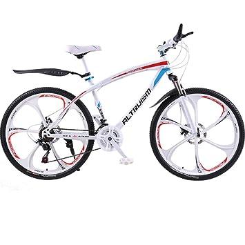 de9c8414334 Altruism Q1 26inch Cyclocross Bicycles 21 Speed Bicycle Mountain Bike  Biking Double Disc Brake Road Bikes