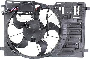 Radiator Fan Assembly for Ford Escape 13-16 Single Fan 2.0L Eng