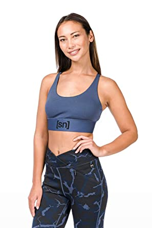 super. Natural W Motion Yoga Bra Merino Camiseta, Primavera ...