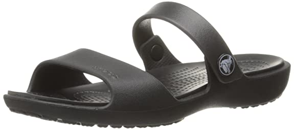 Crocs Women's Crocs Coretta W Rubber Fashion Sandals Fashion Sandals at amazon