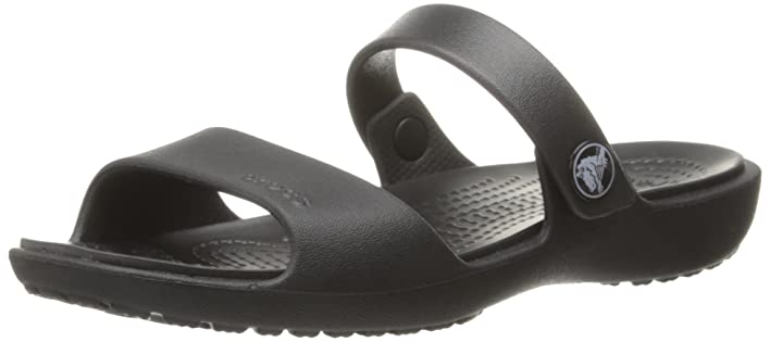 Crocs Women's Crocs Coretta W Rubber Fashion Sandals Fashion Sandals at amazon